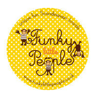 funky little people - quality Scandinavian organic kids clothes, gifts and Moomin products