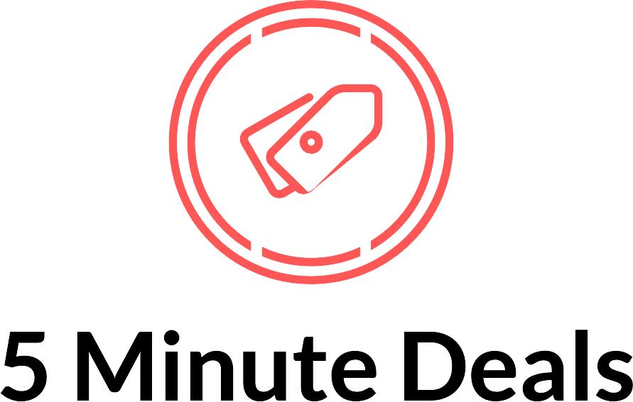 5 Minute Deals