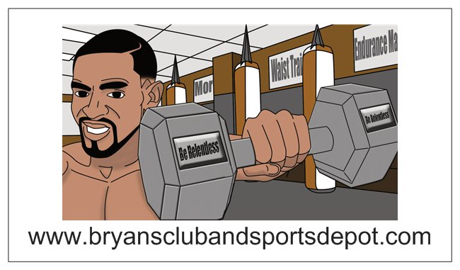 Bryan's Club and Sports Depot
