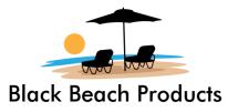 Black Beach Products
