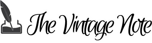 The Vintage Note
