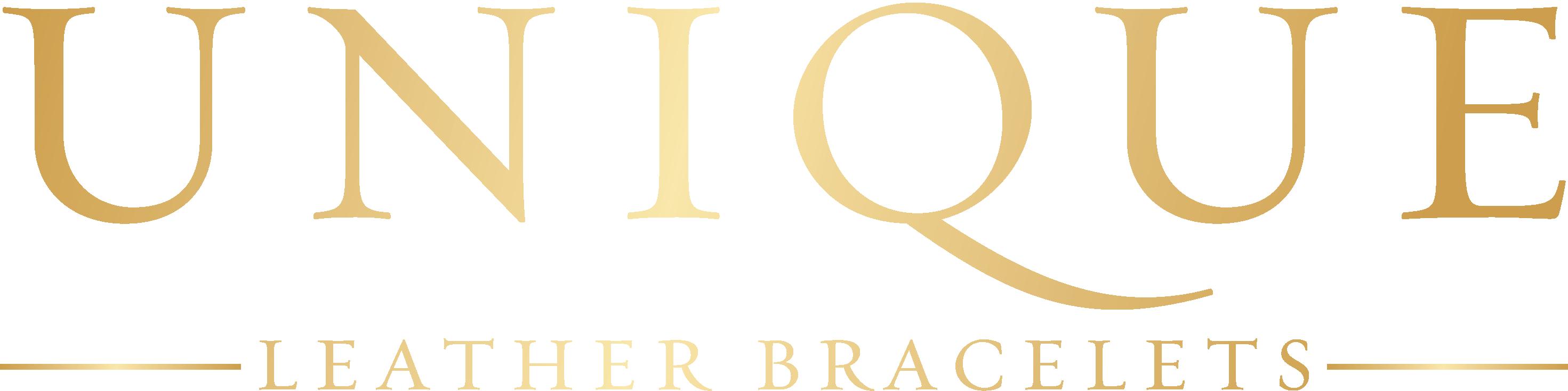 Unique Leather Bracelets